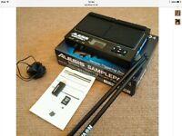Alesis sample pad 4 - 32gb SD Card, SD Card reader, drum sticks - ALL NEW GRAB A BARGAIN!