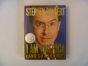 STEPHEN COLBERT - I Am America (And So Can You!)