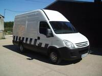 2009 IVECO DAILY VAN 35S12 HIGH ROOF MWB 3500 KG GVW 2.3 T/DIESEL NO VAT TO PAY