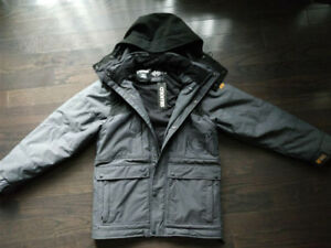 NEW NOMIS CONNECTED Ski Snowboard 2 IN 1 Jacket Coat Grey Size M