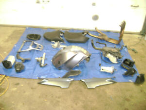 Parting Out 2004 Yamaha FJR1300 04 Parts For Sale