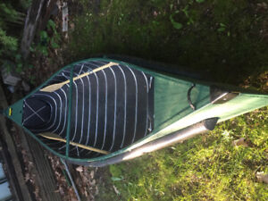 Selling 12' canoe 1yr old