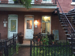 Sept. 1st 1 month sublet with possibility of lease transfer