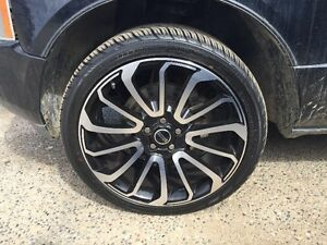 "2016 Range Rover 22"" Autobiography Rims - New"