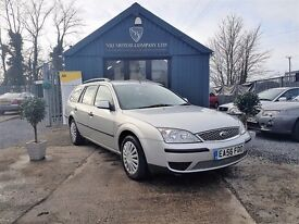 Ford Mondeo 2.0 TDCI LX SIV 130PS (silver) 2006