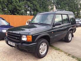 Land Rover Discovery 2.5 Diesel, Td5 ES