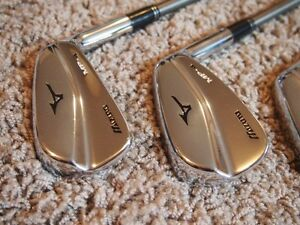 Mizuno MP-4 with Aerotech Steelfiber i110cw X-Stiff