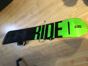 Ride Machete 2015 perfect for cruising or freestyle