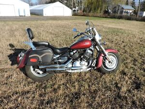 Yamaha v star 650 vstar 650 pieces a vendre parting out