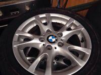 Alloy wheels BMW set of four