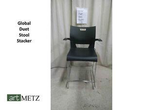 Global Duet Stacker Stool