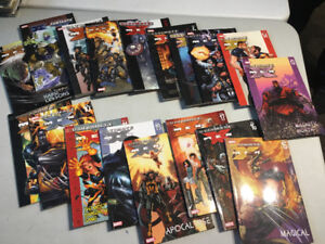 Ultimate X-Men/Ultimate Fantastic 4 Collection graphic novels
