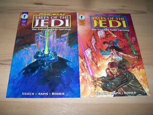 1994 Star Wars: Tales of the Jedi - The Freedon Nadd Uprising