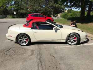 *Built* 1994 Nissan 300zx convertible  Twin Turbo