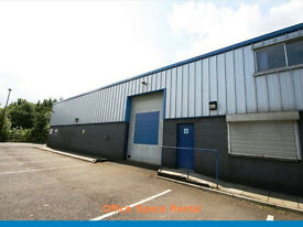 Fully Furnished - ( EARN AVENUE -ML4) Office Space to Let in Bellshill
