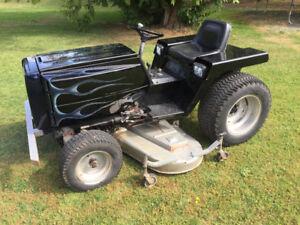 Jacobson heavy duty garden tractor