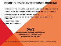 CANADIAN-OWNED & FAMILY OPERATED Roofing Services