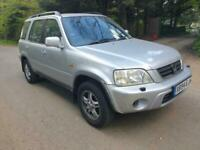 2001 Honda CR-V 2.0i ES Executive 5dr Auto ESTATE Petrol Automatic
