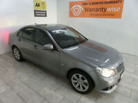 2011,Mercedes-Benz C220 2.1d Blue F CDI SE*** BUY FOR ONLY £50 PER WEEK***