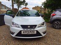 SEAT Ibiza Cupra 2013 1.4 TSI Petrol 180BHP - Metallic White