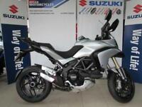 DUCATI MULTISTRADA 1200 ABS VERSION WITH 3 BOX DUCATI DETACHABLE LUGGAGE
