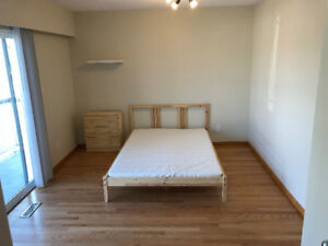 ***FURNISHED LARGE BEDROOM WITH VIEW FOR RENT(5MIN WALK TO BCIT)