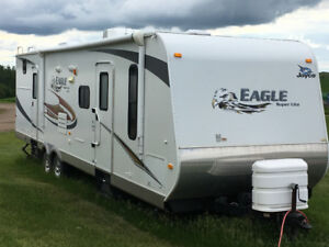 2011 Eagle Super Lite Travel Trailer 314 BDS