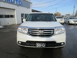 2012 Honda Pilot Touring 4WD 5-Spd AT with DVD Peterborough Peterborough Area image 4