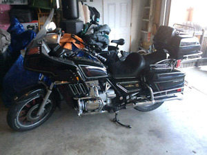1983 Honda Goldwing GL1100 interstate