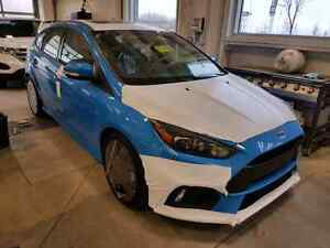 Brand new Focus RS !