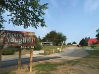 Camping Youghall Now Open!