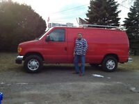 Man with a Van, deliveries, ANYTHING a van can do!