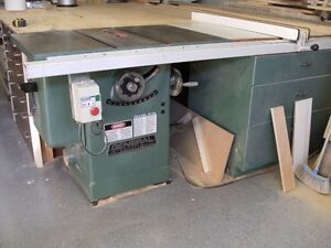3HP General Table Saw 50-260M1