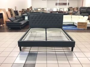 ROYAL KING BEDFRAME CHARCOAL Nerang Gold Coast West Preview