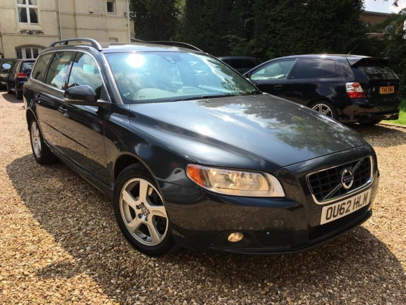 Volvo V70 2 0td 163bhp Nav S S Geartronic 2013my Se In Exhall West Midlands Gumtree