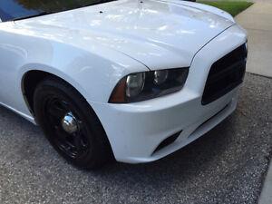2012 Dodge Charger EX Police Sedan