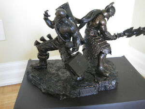 League of Legends   LoL   S2 Tryndamere/Ryze Statue + More