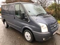 13 (NO VAT) Ford Transit 260 Trend 2.2, sold by us 18 months ago but never used