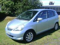 Honda Jazz 1.4i-DSI SE WHAT IS THERE NOT TO LIKE?