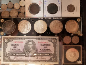 Hi, am looking to buy old coins