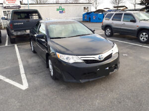 2012 Toyota Camry hybrid LE for sale