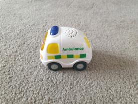Toot toot ambulance