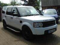 2013 Land Rover Discovery 4 3.0SD V6 ( 255bhp ) Auto GS 7 Seats