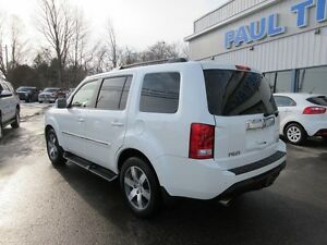 2012 Honda Pilot Touring 4WD 5-Spd AT with DVD Peterborough Peterborough Area image 8