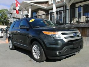 2014 Ford Explorer XLT / 3.5L V6 / Auto / 4x4 **Full Sized**