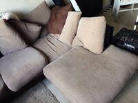 Free half a sofa