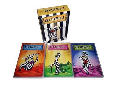 Beetlejuice: The Complete Series (DVD, 2013, 12-Disc Set)