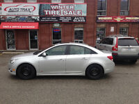 Chevy Cruz Winter Tire & Wheel Packages @ Auto Trax City of Toronto Toronto (GTA) Preview