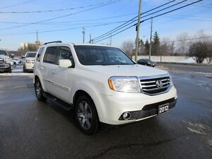2012 Honda Pilot Touring 4WD 5-Spd AT with DVD Peterborough Peterborough Area image 5