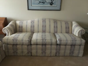 COUCH + LOVESEAT FOR SALE! AMAZING CONDITION! Buy one or both!